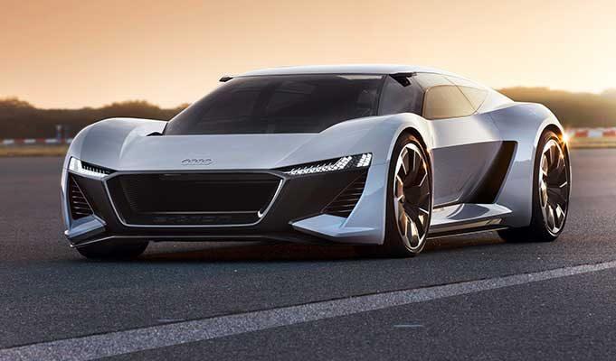 Audi Elektrikli Araba Modelleri