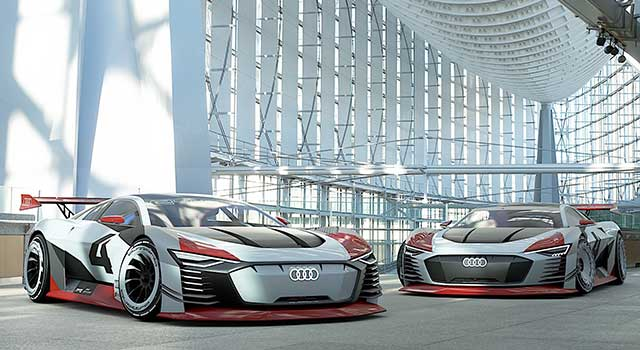 Gran Turismo Audi e-tron Sportback