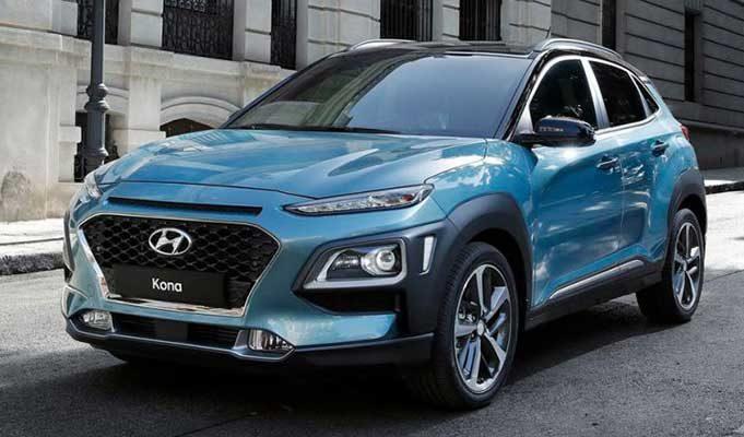 Hyundai Elektrikli Araba Modelleri