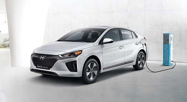 Hyundai Ioniq Elektrikli Araba