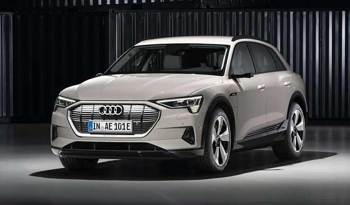 Audi 2025 Yılında 12 Farklı Elektrikli Araba Modelini Trafiğe Çıkaracağını Vadetti