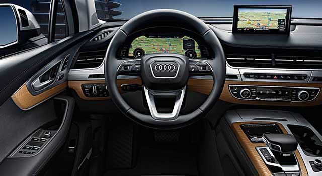Audi Q7 E-Tron Hybrid Özellikler