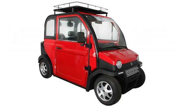 Bello Elektrikli Araba Grande 4 kişilik