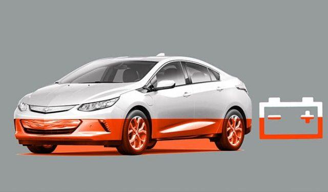 Elektrikli Araba Aküsü