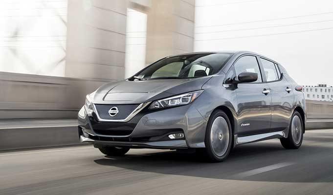 Elektrikli Araba Nissan Leaf