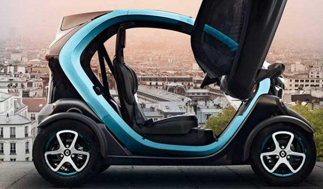 Elektrikli Araba Renault Twizy