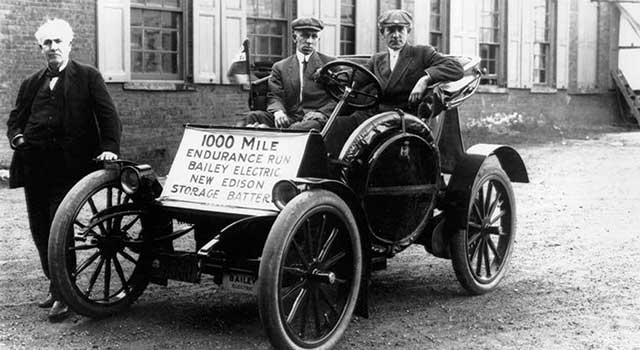 Elektrikli Arabaların Tarihi Gelişimi