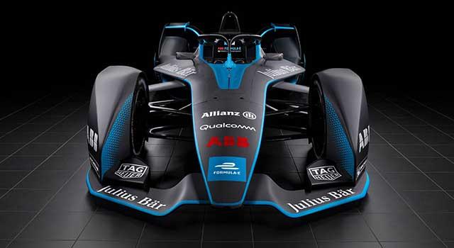 Formula 1 Elektrikli Araba Yarış