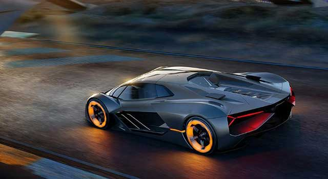 İtalyan Devi Lamborghini