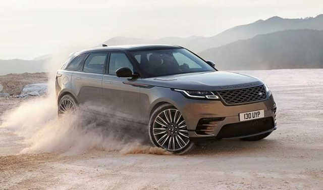 Land Rover Elektrikli Araba