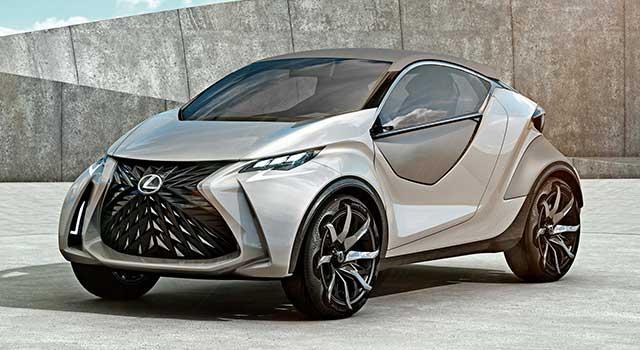 Lexus Elektrikli Araba Modelleri
