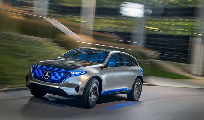 Mercedes-Benz EQC 2019 Hakkında Bilmeniz Gereken 5 Şey