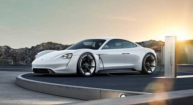 Porsche Türk Taycan