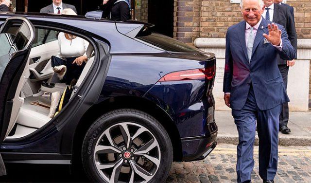Prens Charles Elektrikli Araba Aldı Ama Markası Tesla Değil