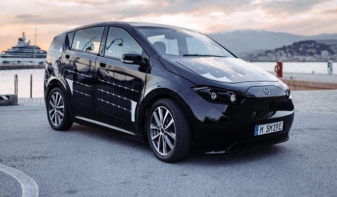 Solar Enerjili Sion 2019 Yılında Üretime Hazır