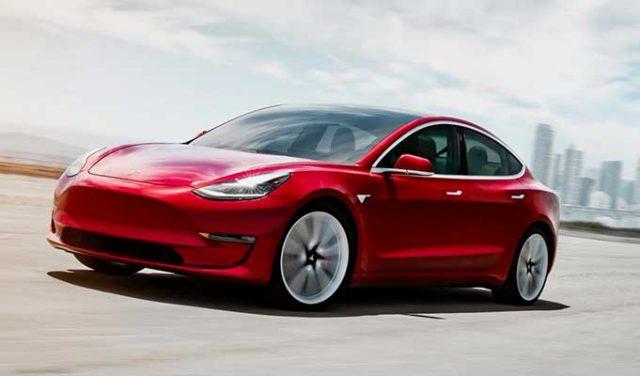 Tesla Model 3 Elektrikli Araba