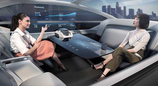 Volvo 360c Konsept Toplantı