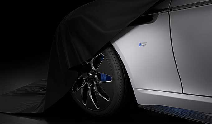 Aston Martin Pirelli Sessiz Lastikler