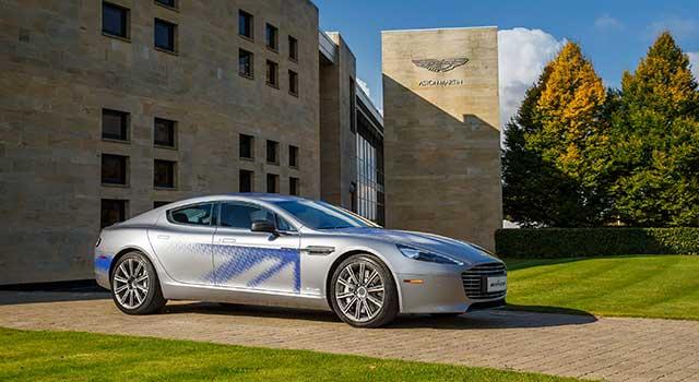 Aston Martin Rapide Lastikler