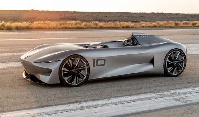 Dünyanın En İlginç Elektrikli Arabası Tek Koltuklu Bir Limuzin
