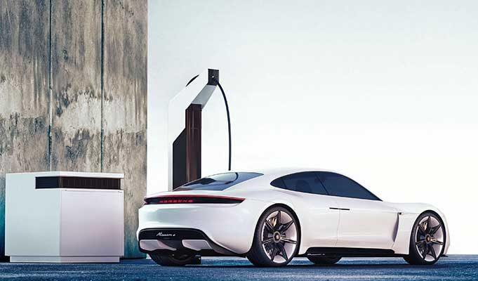 Porsche Hızlı Şarj İçin Elektrik Pit Stop Planları