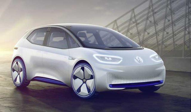 Volkswagen ID 300 Mil Menzil İle Tesla Model 3 için İyi Bir Rakip