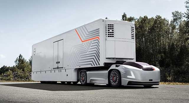 Volvo Trucks Otonom Tır Özellikleri