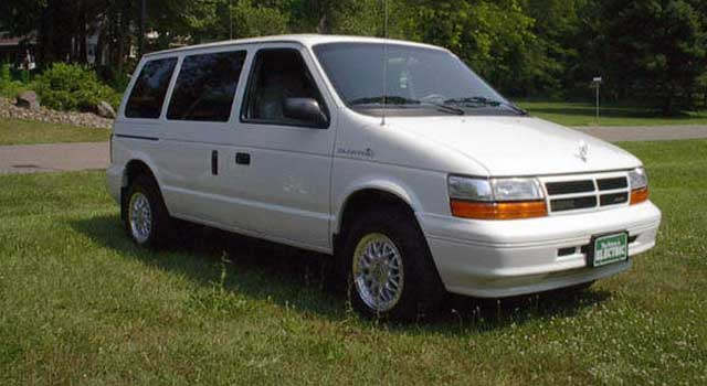 Chrysler TEVan