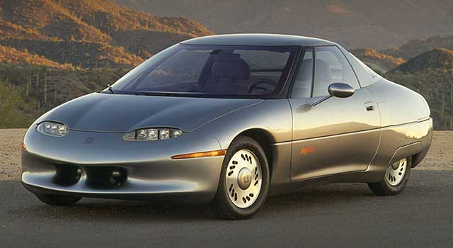 General Motors EV1 Gen II