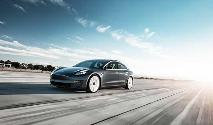 Tesla'nın Çin'deki Fabrikası Haftada 3000 Adet Araç Üretecek