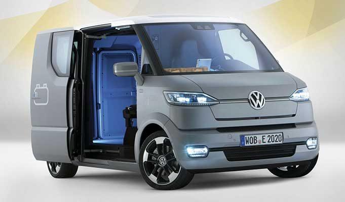 İşte Volkswagen'in Üretmeyi Planladığı Bazı Elektrikli Ticari Araçları
