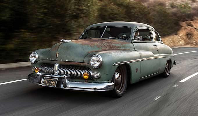 Bu Senenin En İlginç Elektrikli Arabası: 1949 Mercury EV Coupe