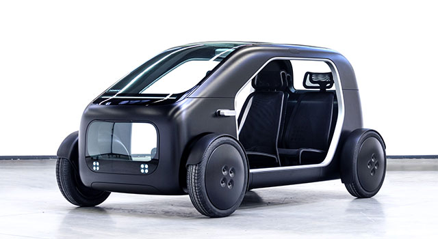 Danimarkalı Biomega İlk Elektrikli Otomobili