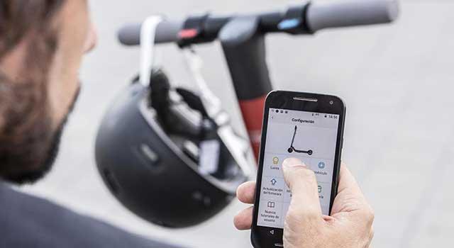 Elektrikli Scooter App