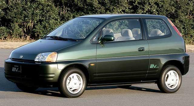 1997 Honda Elektrikli Plus