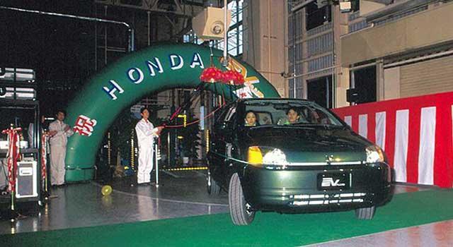 1997 Honda Elektrikli