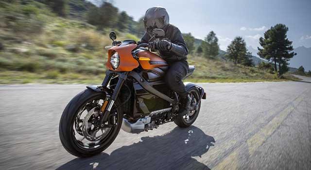 Harley Davidson LiveWire Motor