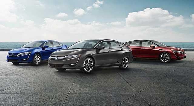 Honda Clarity 3 Renk