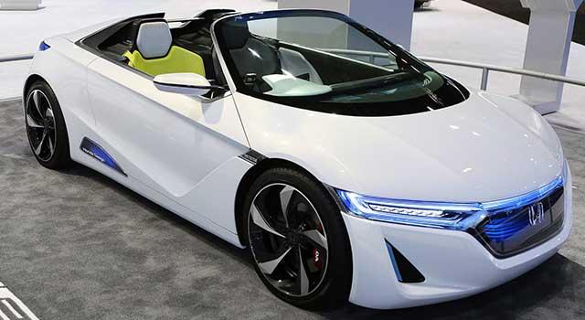 Honda EV Ster Spor Konsept