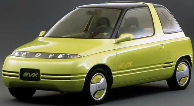 Honda Evx Konsept 1993