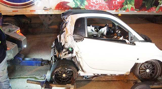 Smart Elektrikli Kaza Yangın