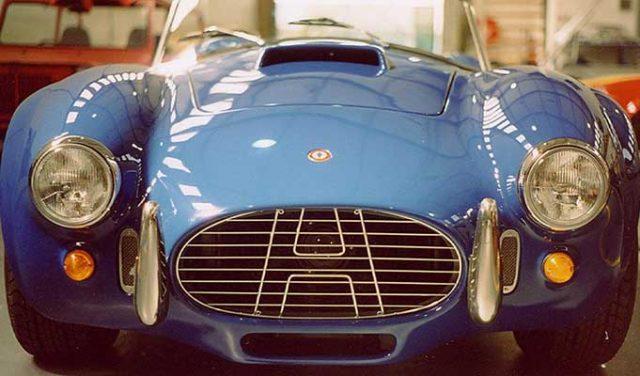 Cobra Classic Model de Elektrikli Arabaya Dönüşüyor