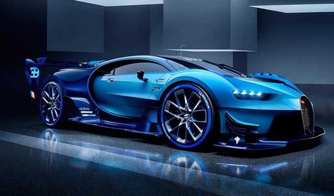 Dünyanın En Hızlı 6 Arabası