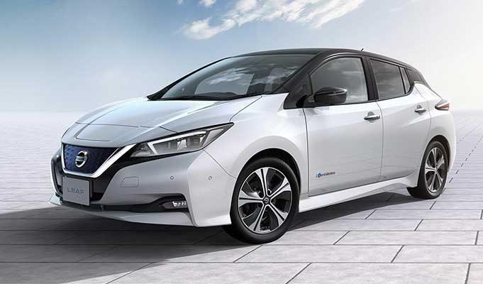 Nissan Elektrikli Araba Modelleri