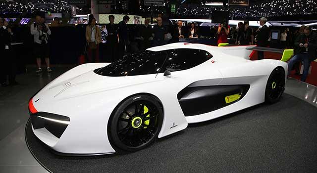 Elektrikli Lüks Spor Araba Pininfarina