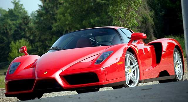 Ferrari Enzo Model
