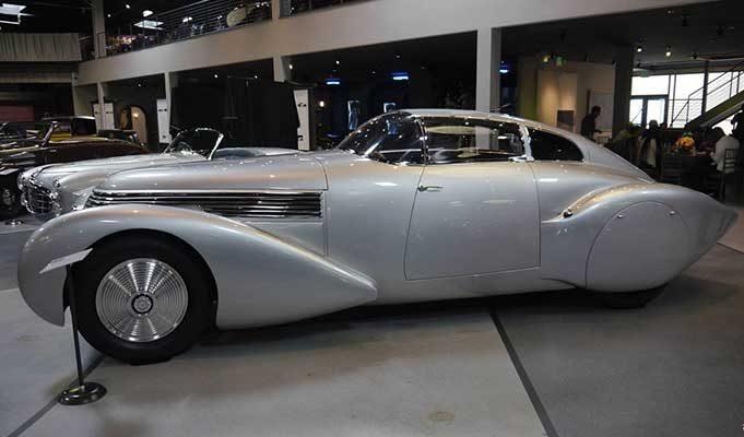 Hispano Suiza Hiperlüks Bir Elektrikli Otomobil Olarak Geri Geliyor