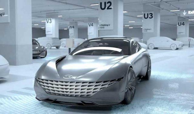 Hyundai Kendi Kendini Şarj Edebilen Elektrikli Arabalar İstiyor