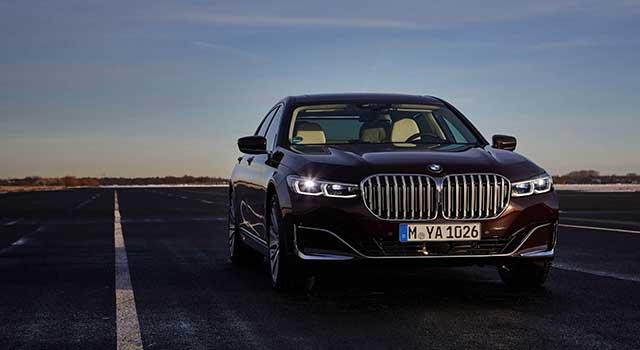 Yeni BMW 745e