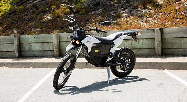 Zero Fx Elektrikli Motor